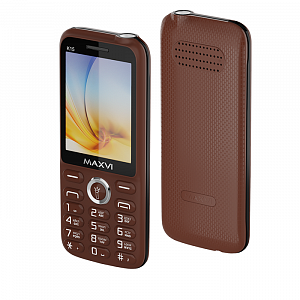 Maxvi K15 brown