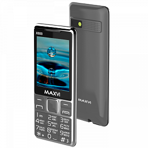 Maxvi X600 grey