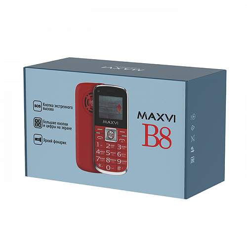 Maxvi B8 complect