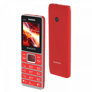 Maxvi M10 red