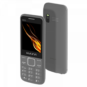 Maxvi X800 grey