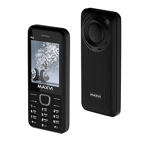 Maxvi P9 black