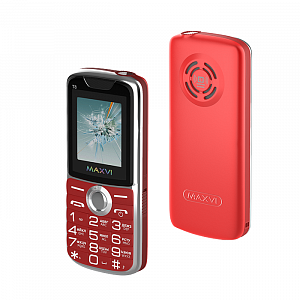 Maxvi T8 red