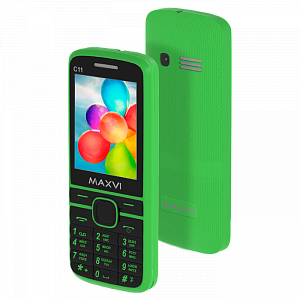 Maxvi C11 green