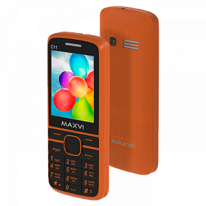 Maxvi C11 orange
