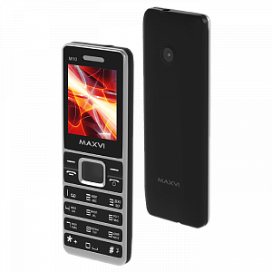 Maxvi M10 black