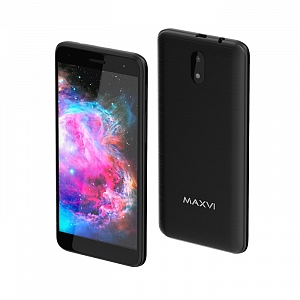 Maxvi MS502 Orion black