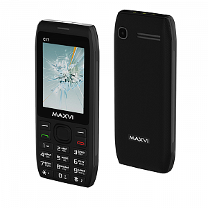 Maxvi C17 black
